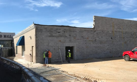 Answer Man: What's the construction for at Battlefield Mall?