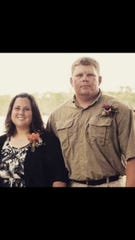 Liberty County High School Head Baseball Coach Corey Crum and his wife Shana Crum were killed after being electrocuted at the district's baseball field in Bristol Sunday afternoon.