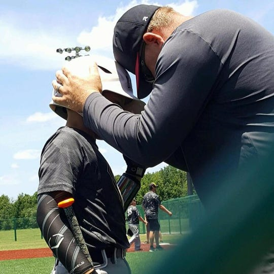 Corey Crum was a beloved baseball coach at Liberty County High School.