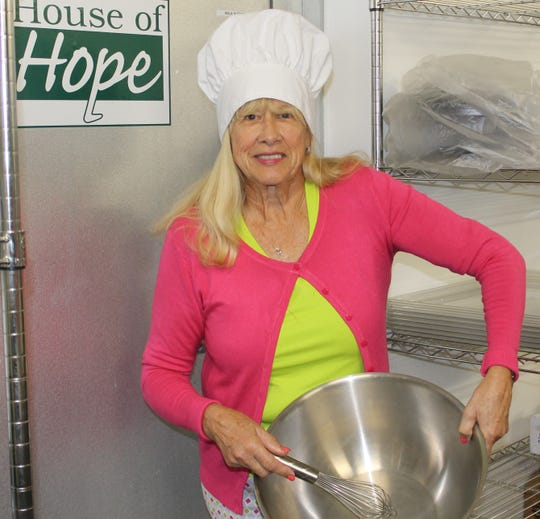 Michelle Maguire is one of five amateur chefs competing in the 2019 Top Chef Martin County charity event April 15 at the District Table & Bar in Stuart.