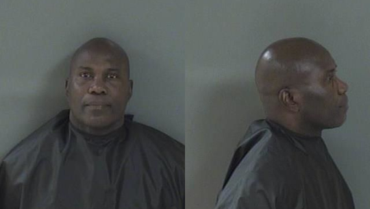 Linston Hensley, 57, of Vero Beach was arrested after deputies said he impersonated an officer.