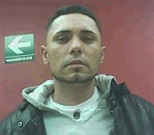 "Daniel Ricardo Lucero Escarcega, alias ""El Tips."""
