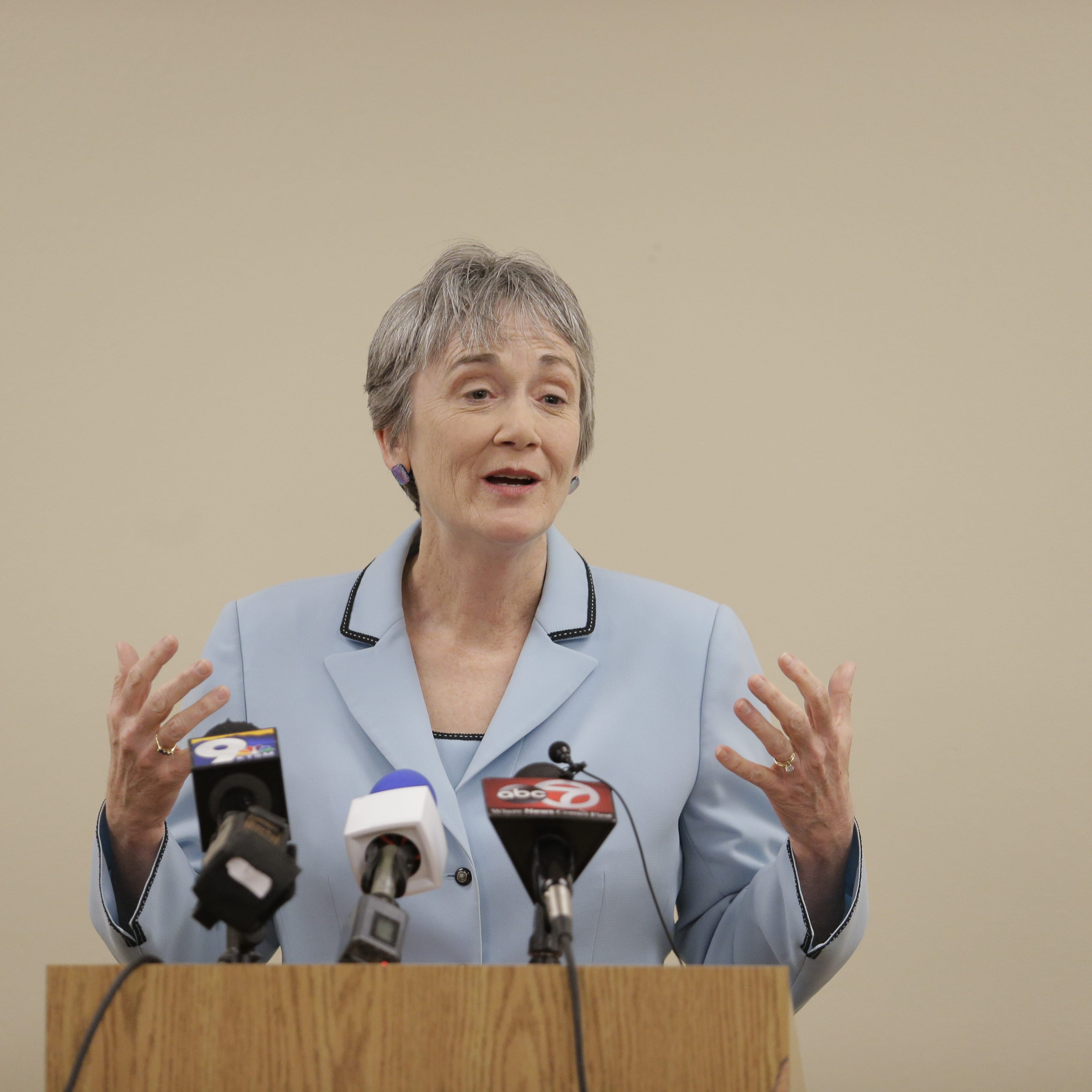 Incoming UTEP President Heather Wilson will be paid more than retiring Diana Natalicio