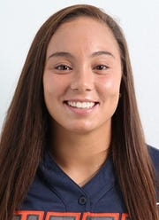 Kacey Duffield was the Conference USA softball player of the week.