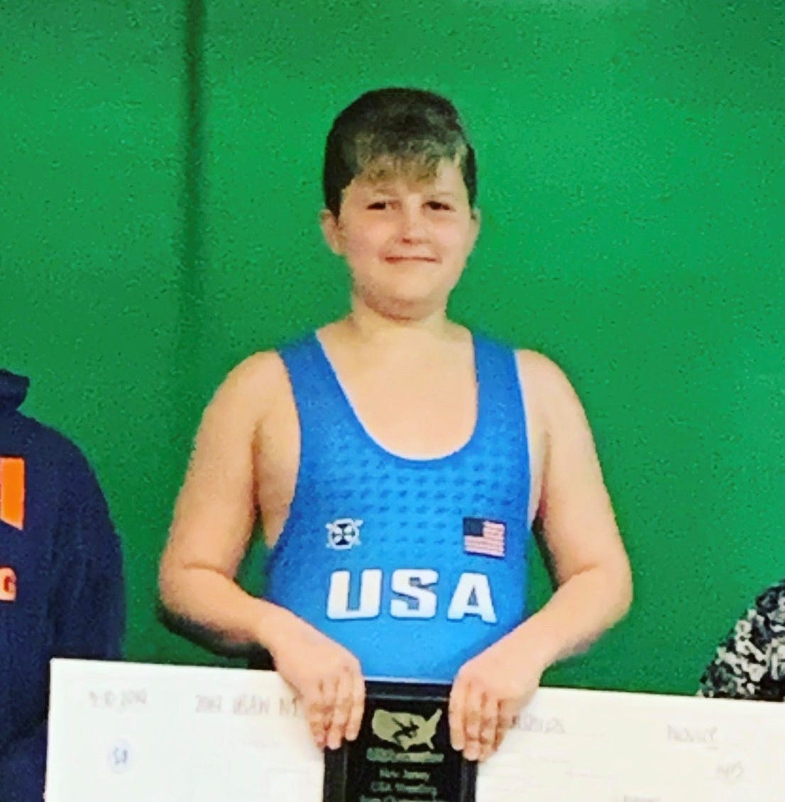 Wrestling: Vinciguerra wins title leads Delsea Juniors/Pride at state meet