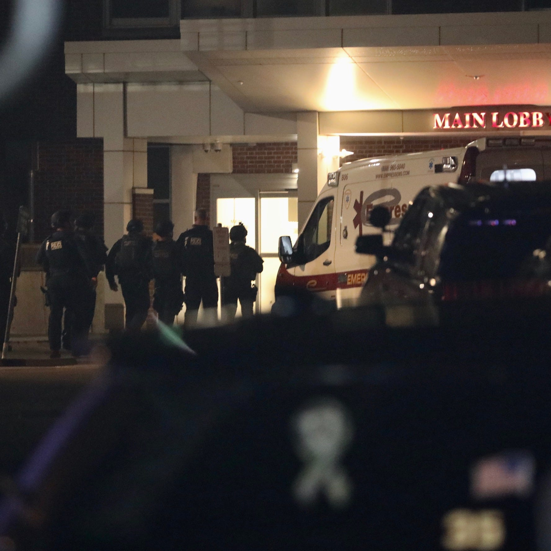 Report of armed man at Lawrence Hospital in Bronxville was false alarm, police say
