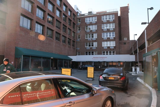 NewYork-Presbyterian Lawrence Hospital appears to be back to normal operation on Monday, March 11, 2019, after police responded to reports of an armed individual inside the facility the night before.
