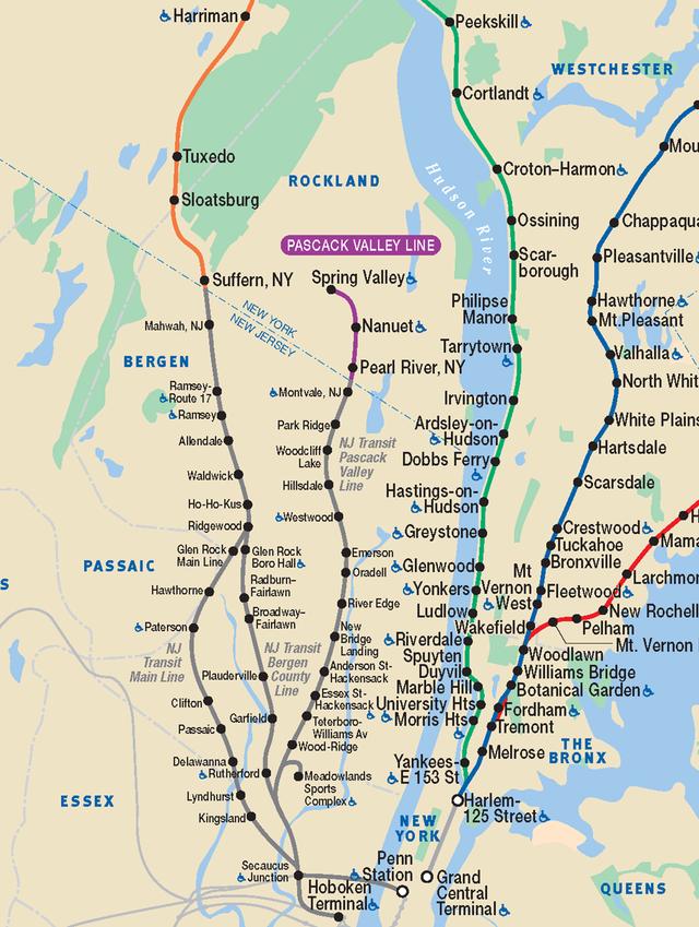 Metro-North fare hikes kick in on Sunday