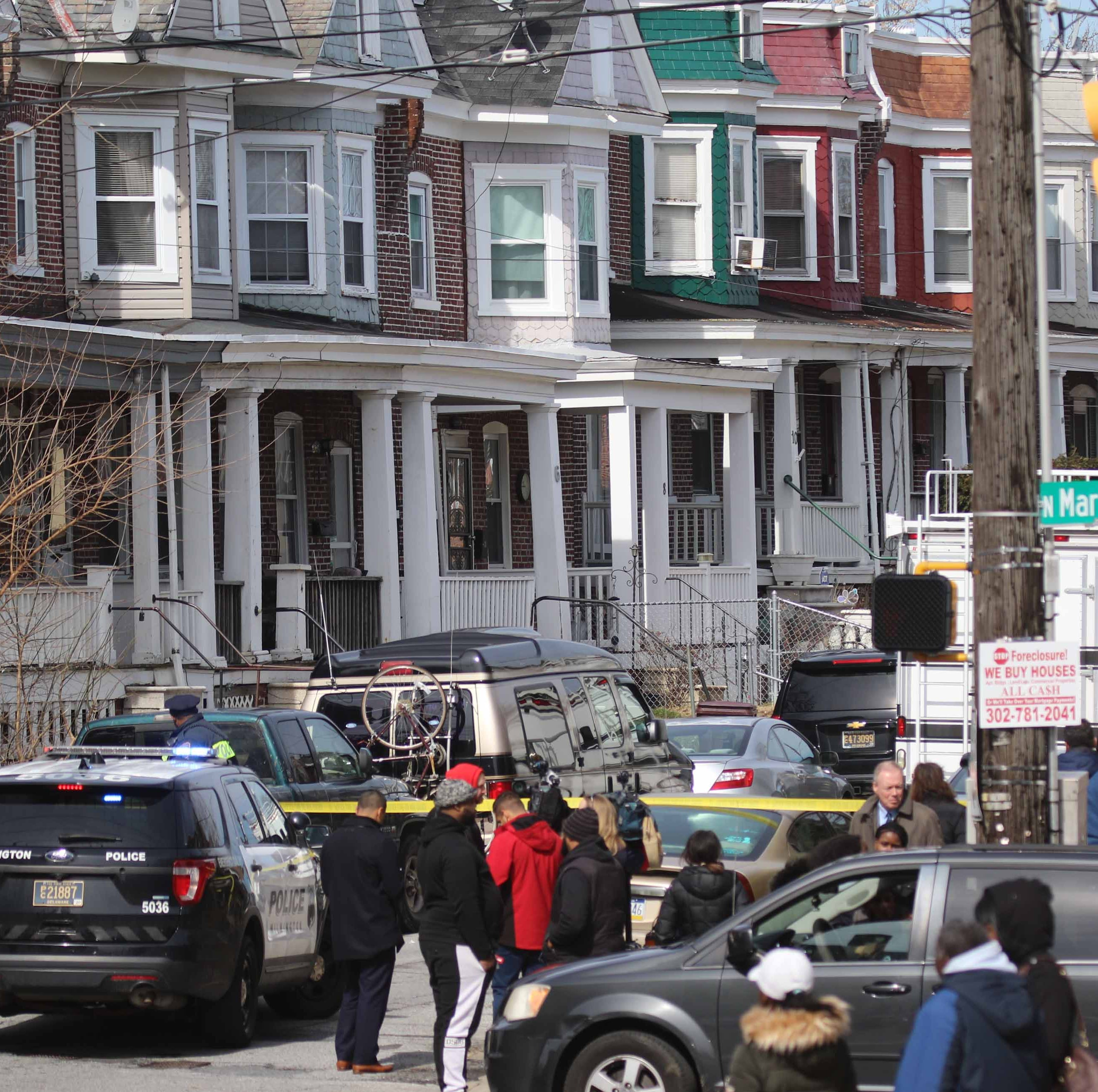 Police provide no updates in case of slain teen parents in Wilmington