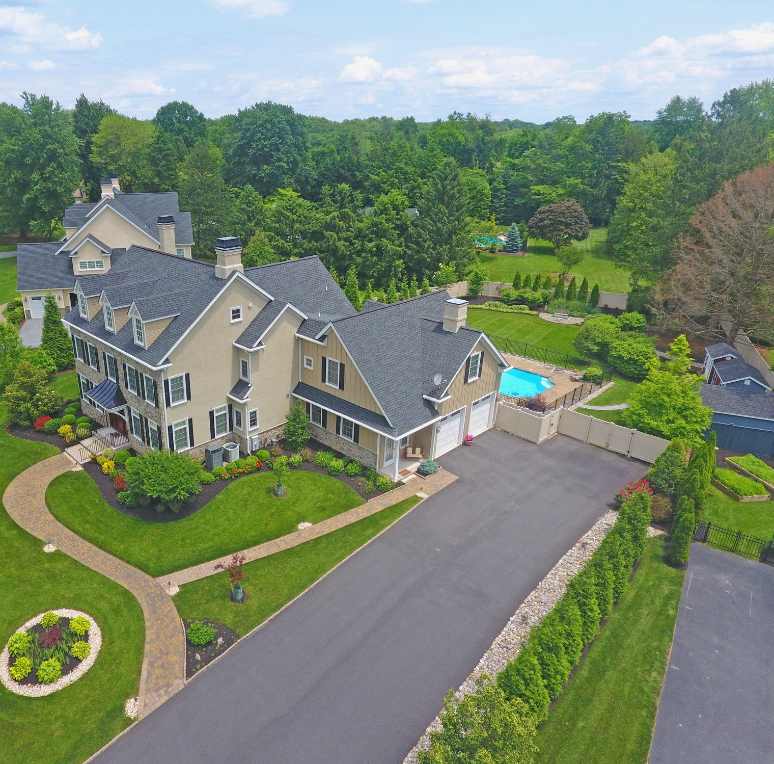 Delaware Spaces: $1.6 million custom-built Greenville home on Courtney Road has pool, elevator