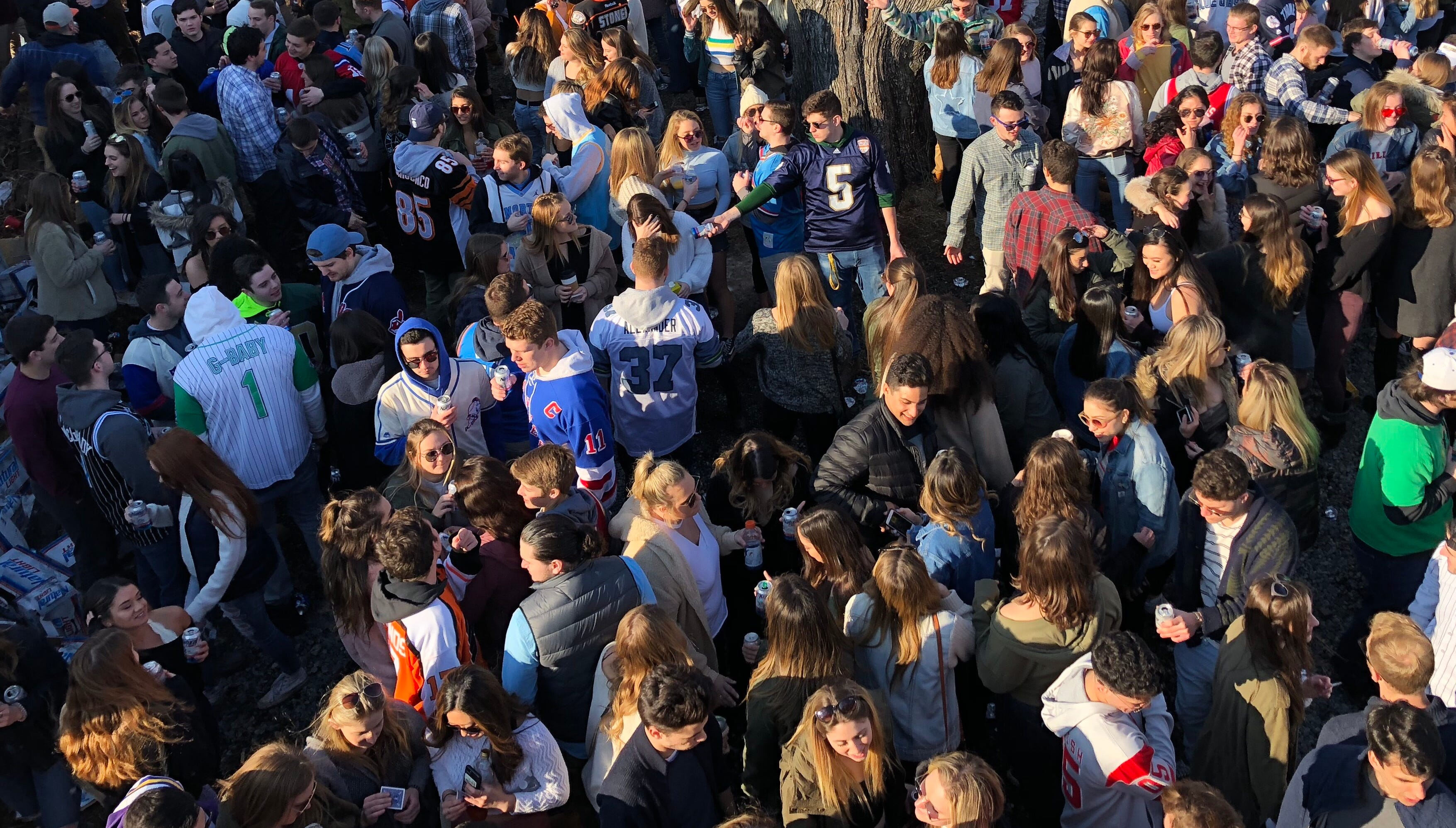"Dages, or daytime parties, are common at the University of Delaware. They could soon be classified as ""unruly social gatherings."""