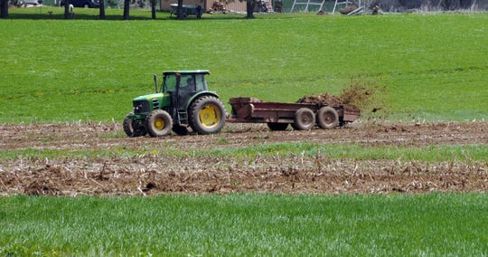 A Nutrient Management Plan can be approached with a simple concept: everything in the plan is there to minimize the risk of nutrients applied to the field from leaving the field.