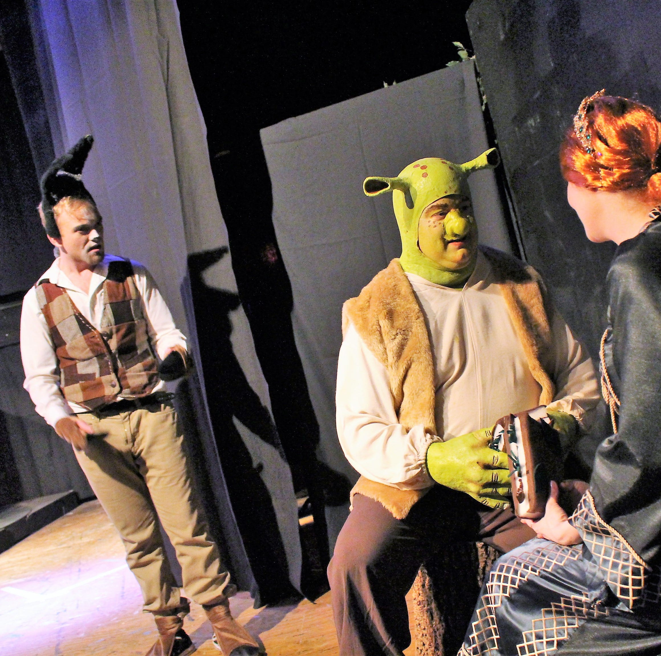 Fairy-tale creatures come alive in 'Shrek The Musical'