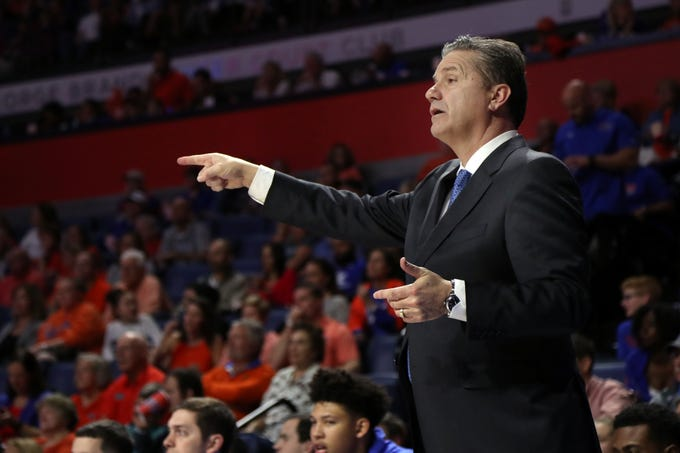 Men's college basketball coaches who make at least $3 million