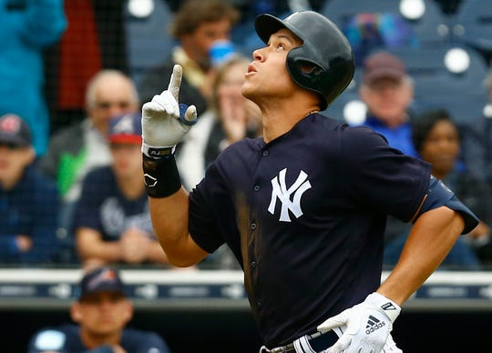 Judge has hit 83 home runs in his first 294 games.
