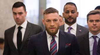 What I'm Hearing: MMAjunkie's Mike Bohn tells us what he knows in the early going of a developing story involving Conor McGregor being arrested in Miami Beach.
