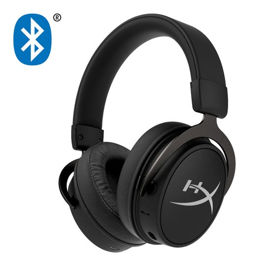 The Cloud Mix is HyperX's first Bluetooth gaming headset that also supports a wired connection and detachable (second) microphone.
