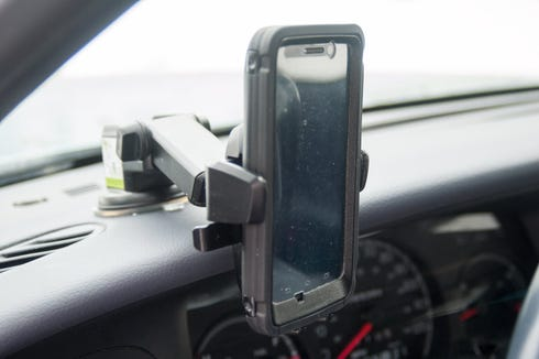 Drive safer with the best car phone mount.