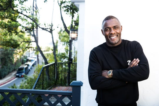 """Idris Elba is the latest big star to take his talents to Netflix, starring in the new comedy series, """"Turn Up Charlie."""""""