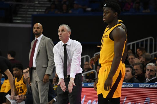 Arizona State coach Bobby Hurley and the Sun Devils find themselves squarely on the bubble for a second consecutive season.