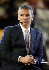 Urban Meyer returns to television as an analyst, this time with Fox.