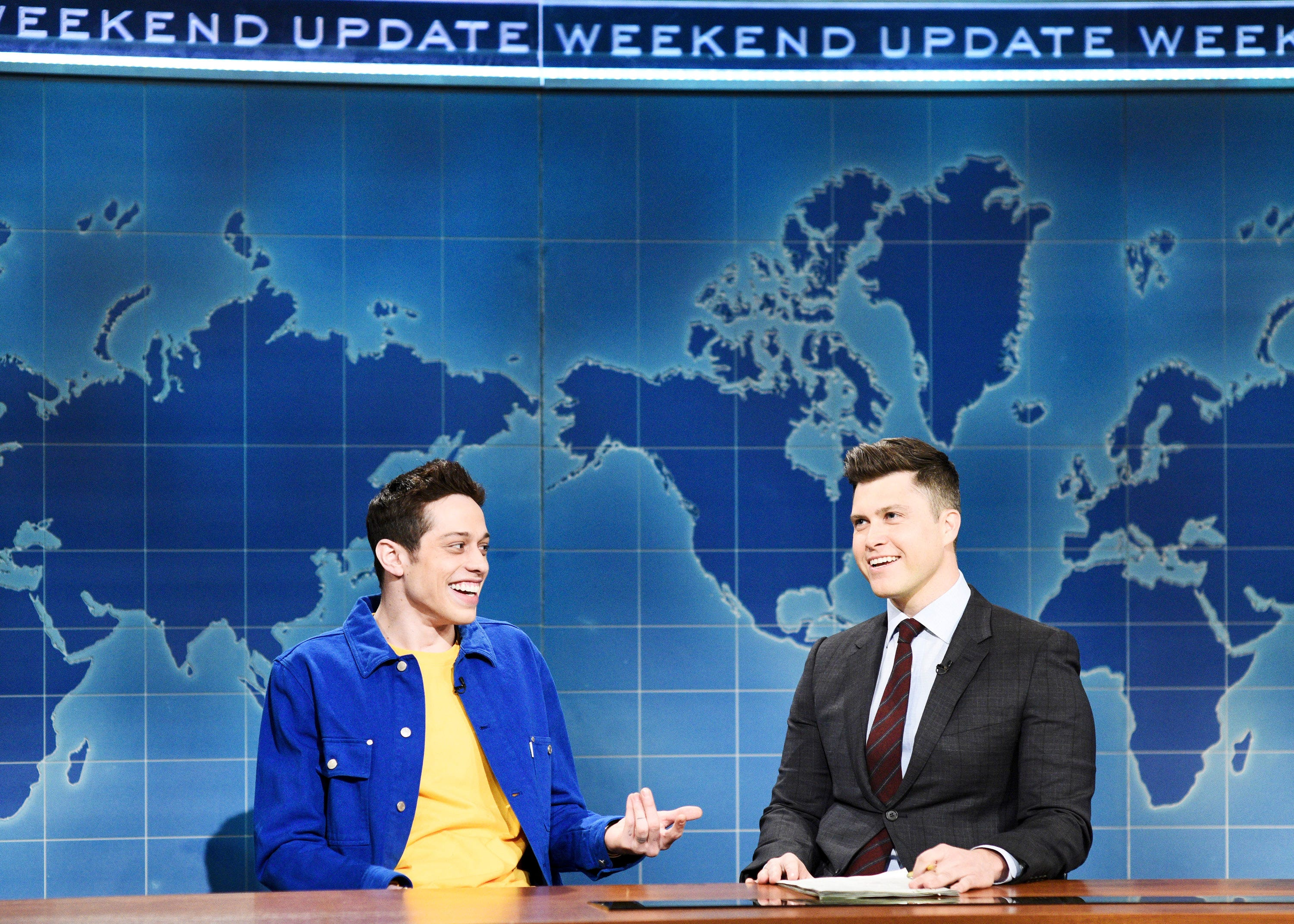 Catholic diocese demands apology from 'SNL' after Pete Davidson compares church to R. Kelly