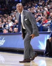 Johnny Jones is in his first season at Texas Southern after coaching LSU for the previous five years.
