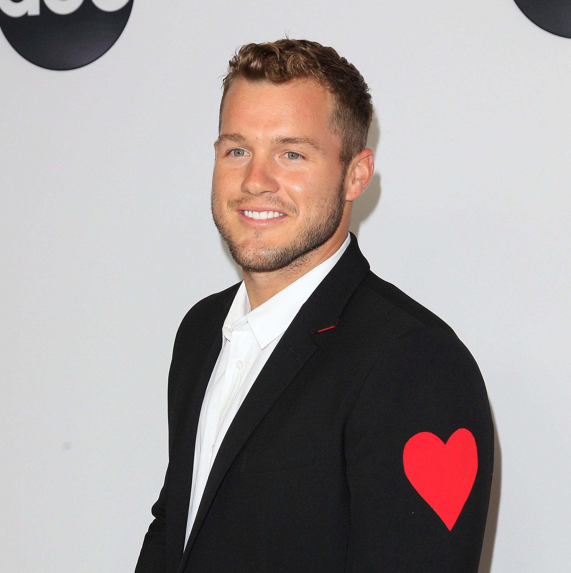 epa06934468 US actor Colton Underwood arriving at the ABC TCA Summer Press Tour 2018 at the Beverly Hilton Hotel in Beverly Hills, California, USA, 07 August 2018.  EPA-EFE/NINA PROMMER ORG XMIT: NPX01