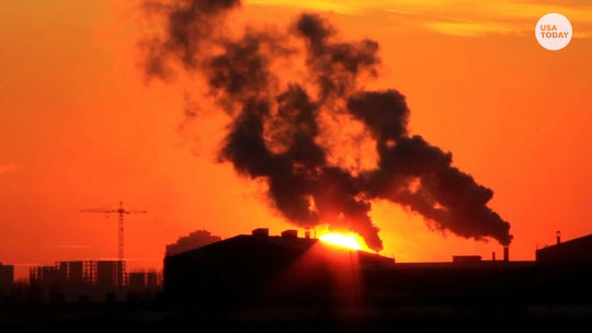 Bad air days on the rise: The nation's most polluted city is ...