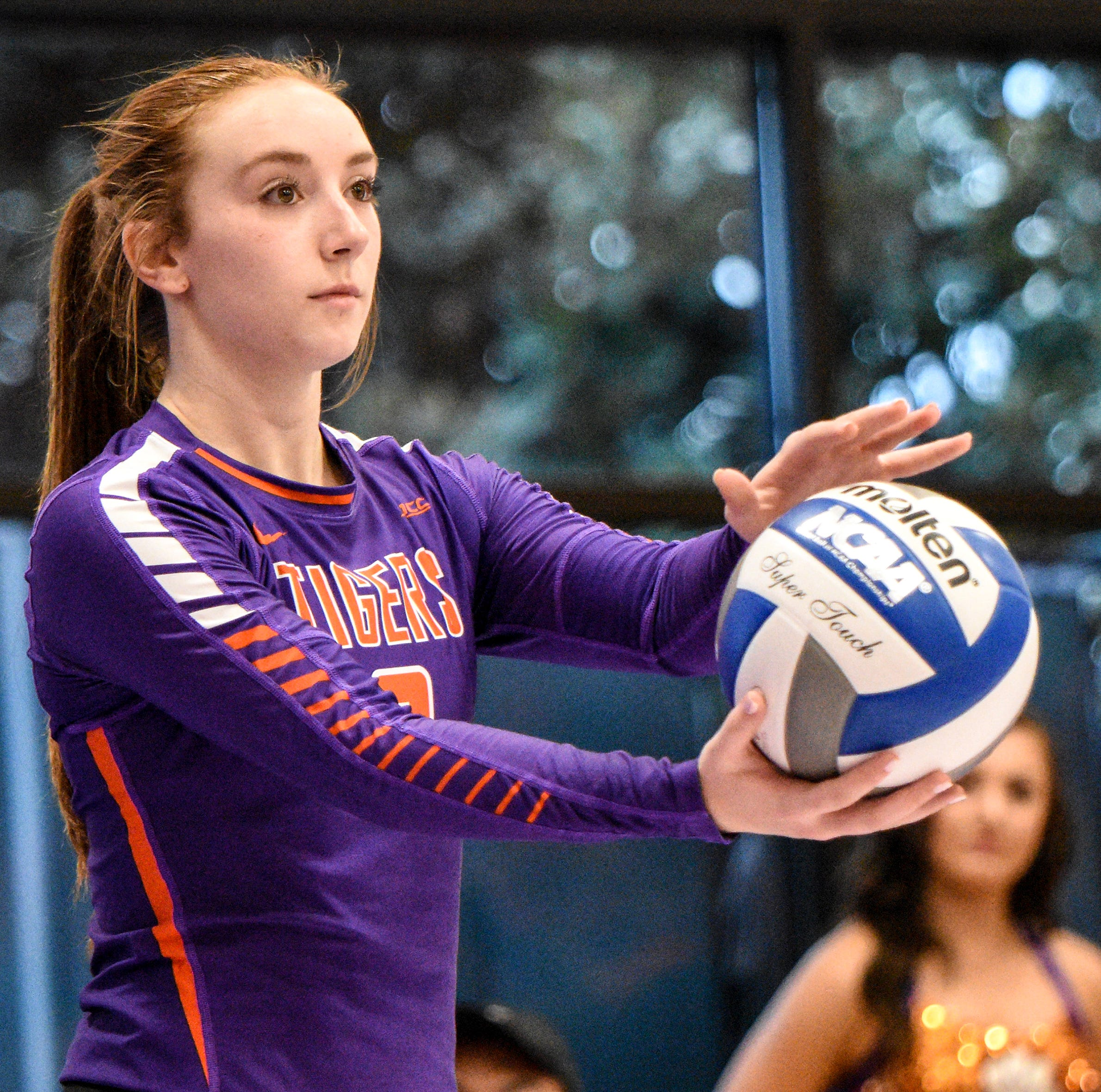 Former Hanna volleyball standout Gabby Easton finds redemption in Team USA tryout