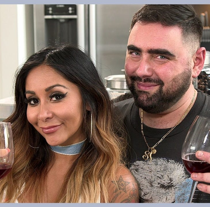 'Jersey Shore': Snooki and Joey to appear live on stage at Basie in Red Bank