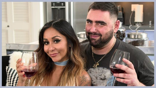 Snooki and Joey