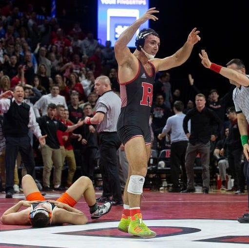 College wrestling: Joe Grello of Rutgers receives an at-large NCAA Tournament berth