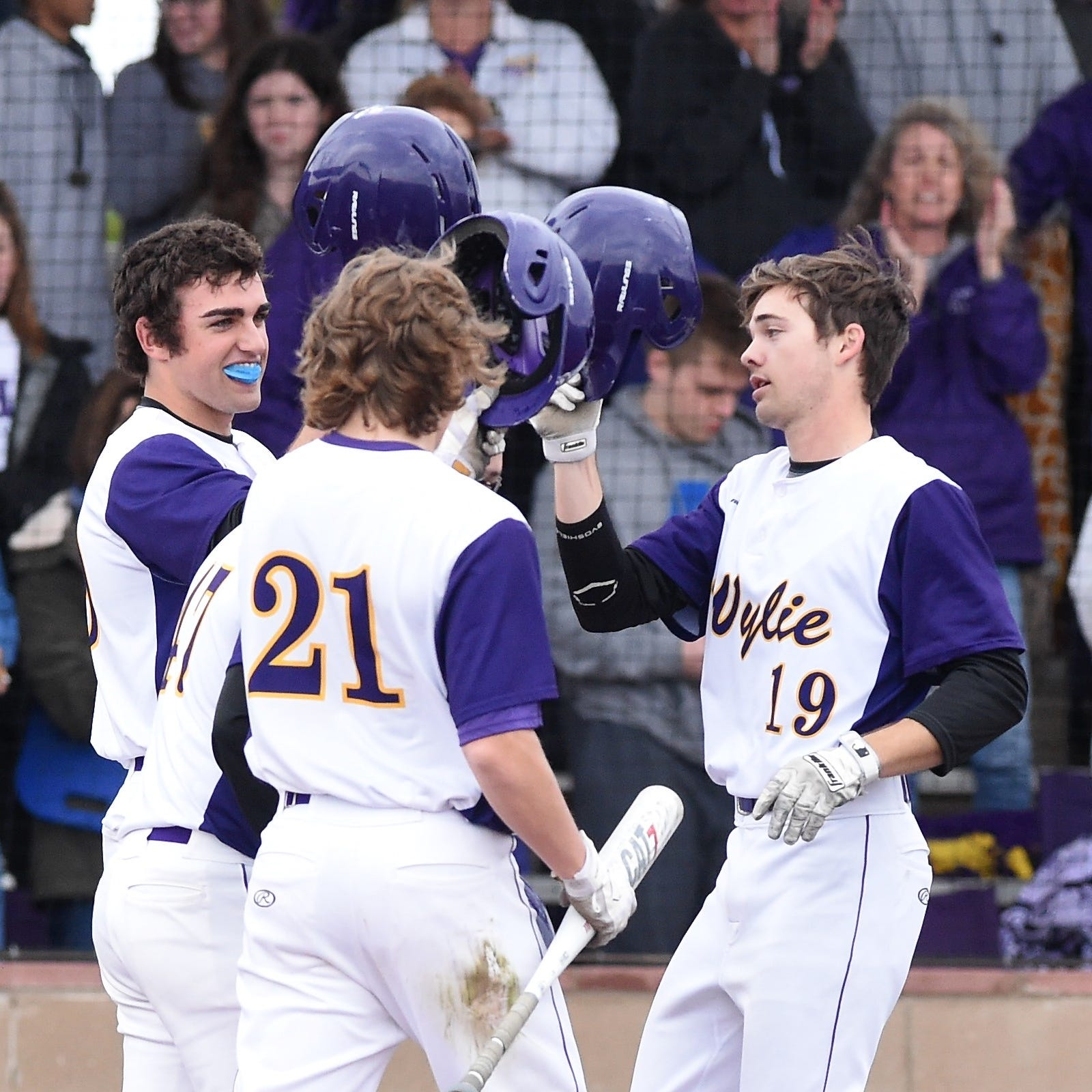 Abilene Wylie baseball can't overcome Aledo's start in District 4-5A opener