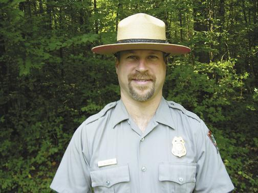 Greg Wozniak, Pisgah District Ranger on the Blue Ridge Parkway, has been relieved of law enforcement duties since July 2018.