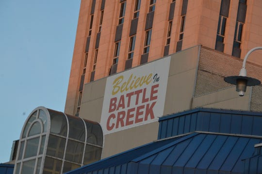'Believe In Battle Creek' is a campaign of the Battle Creek Community Foundation.