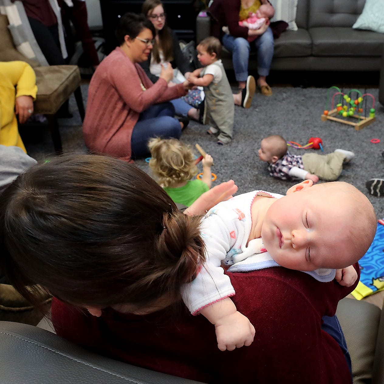 Birth expo shows blossoming of the Kitsap birthing community