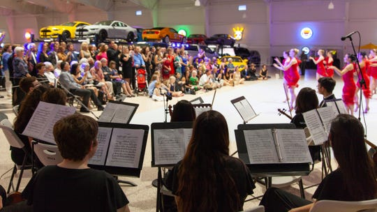 The event will feature music by the Satellite Symphonic Orchestra, comprised of musicians from Satellite High School.