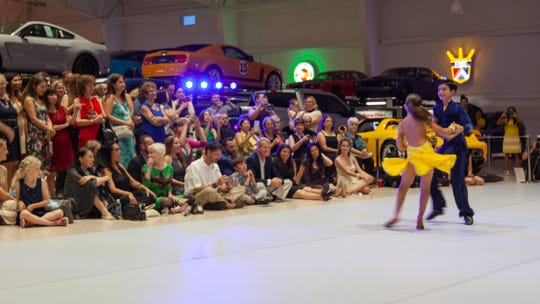 The Melbourne City Ballet Theatre will host the Night of Ballet 2019 gala at the American Muscle Car Museum on April 6.