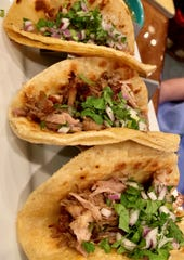 """Señor Loco prides itself on its Mexican-style """"street tacos"""" and did well with them."""