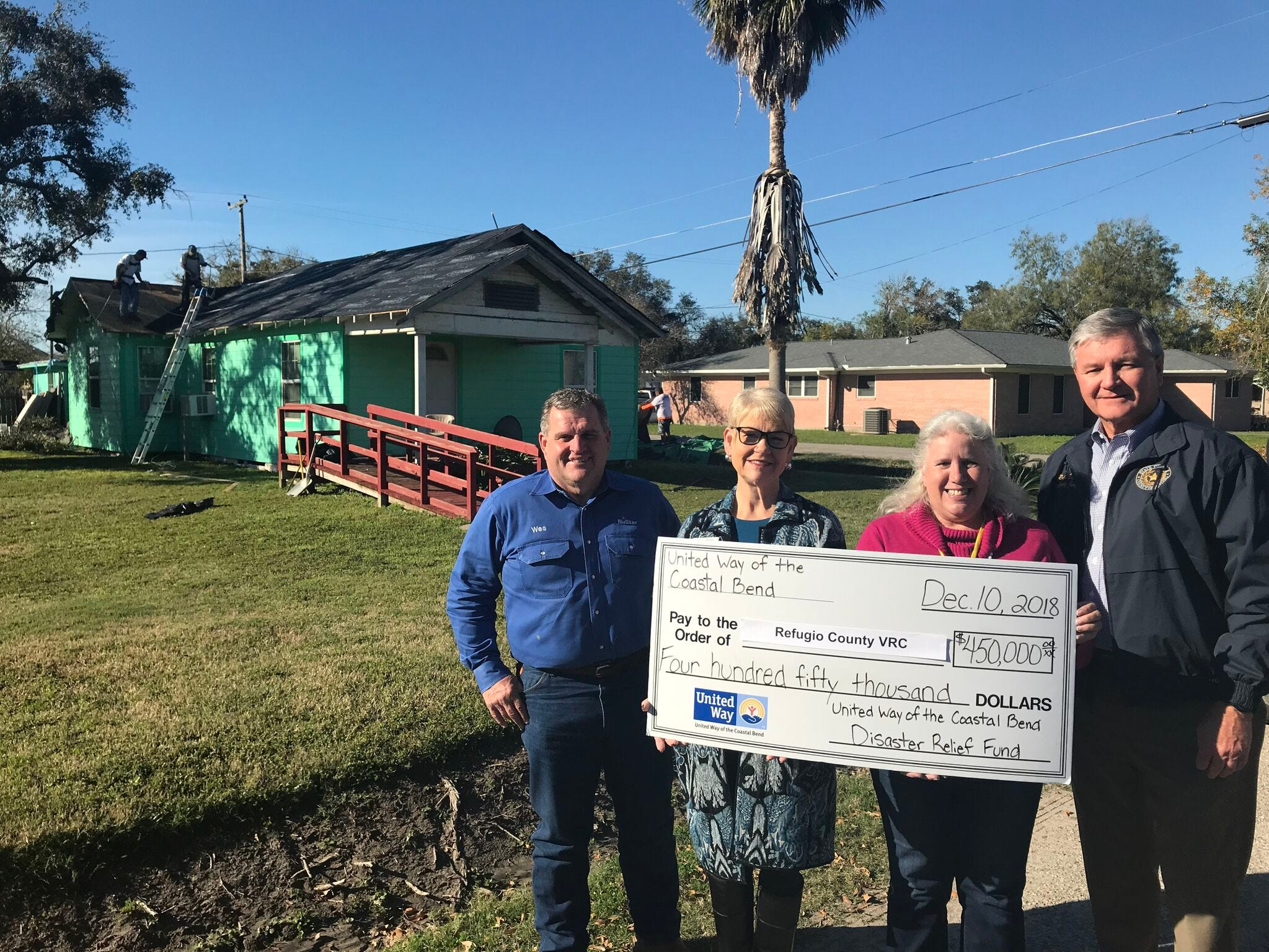 Catrina Wilson, longtime CEO of United Way of the Coastal Bend, will retire in April. Wilson joined the United Way in 2006 and made changes that focused on making sure donor dollars were being used in the best way possible.