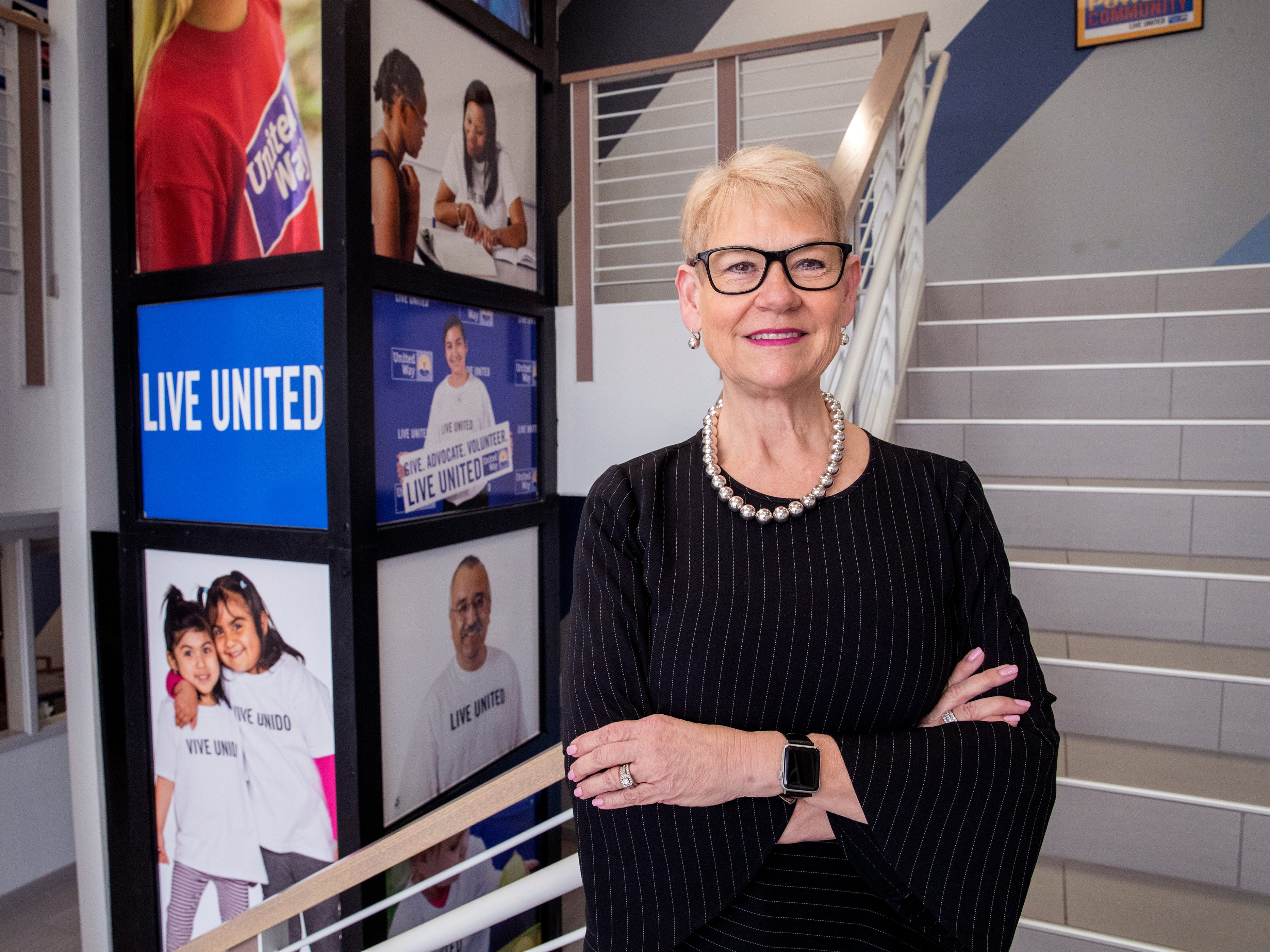 Catrina Wilson, longtime CEO of United Way of the Coastal Bend, will retire in April. Prior to the United Way, Wilson was the executive director of the Women's Shelter of South Texas, now the Purple Door, and is credited with helping it recover from crippling debt.