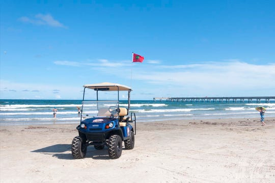 Alister Street Carts is located at 614 N Alister Street in Port Aransas.