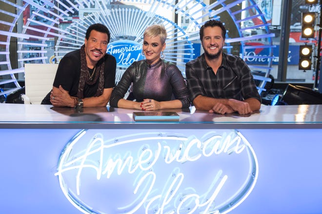 """American Idol"" judges Lionel Richie, Katy Perry and Luke Bryan were seen goofing around at the Milwaukee Art Museum during Sunday's episode on ABC. Some of the auditions were filmed at the museum last October."