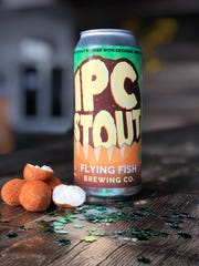 Got the luck of the Irish? Then you may score one of the last Irish Potato Candy Stouts from Flying Fish, now in stores.