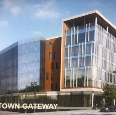 Uptown Gateway lands $150 million in private funding