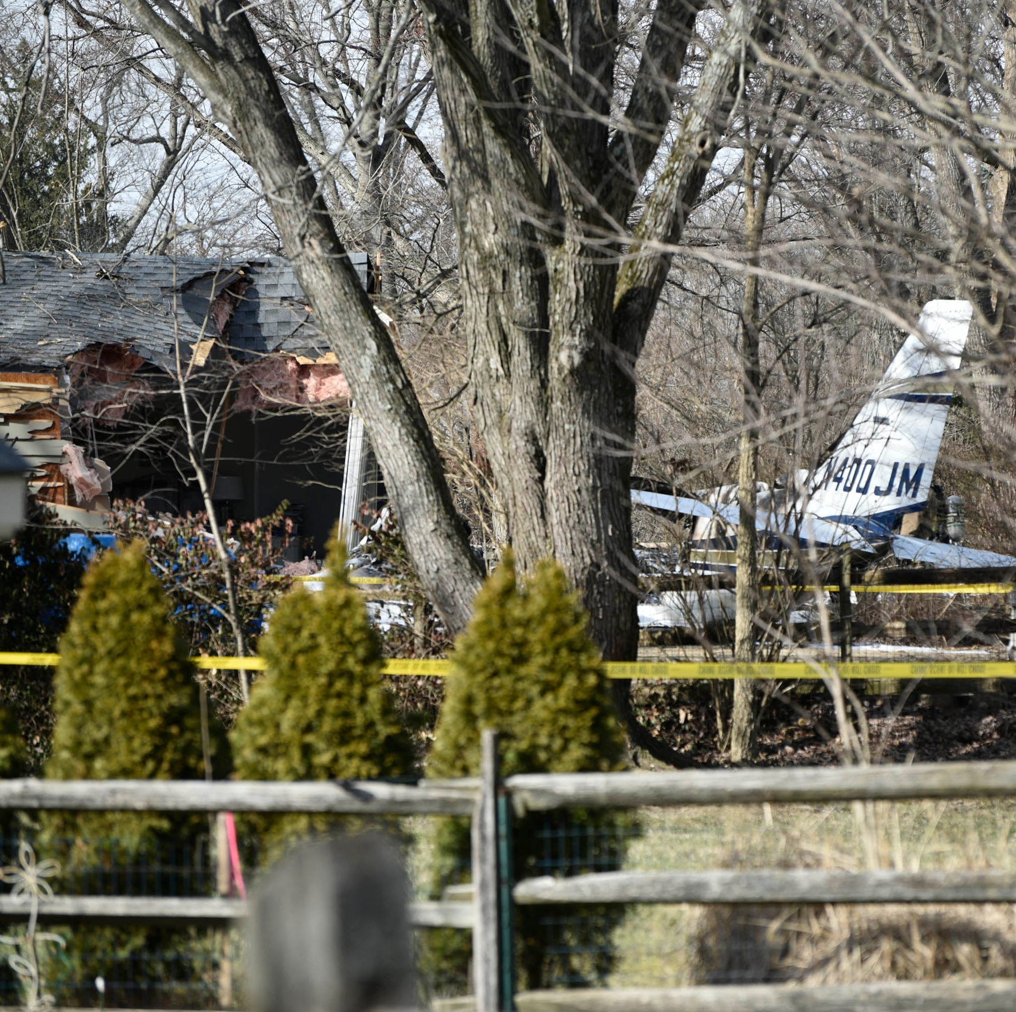 Plane registered to Mississippi company crashes in Madeira, Ohio, killing pilot