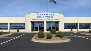 Clarksville Gas & Water Department