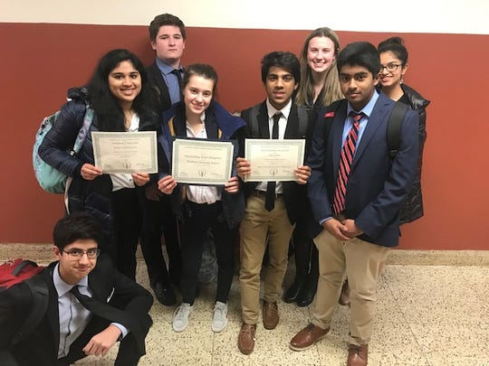 Wardlaw+Hartridge model UN team earns recognition at conference.