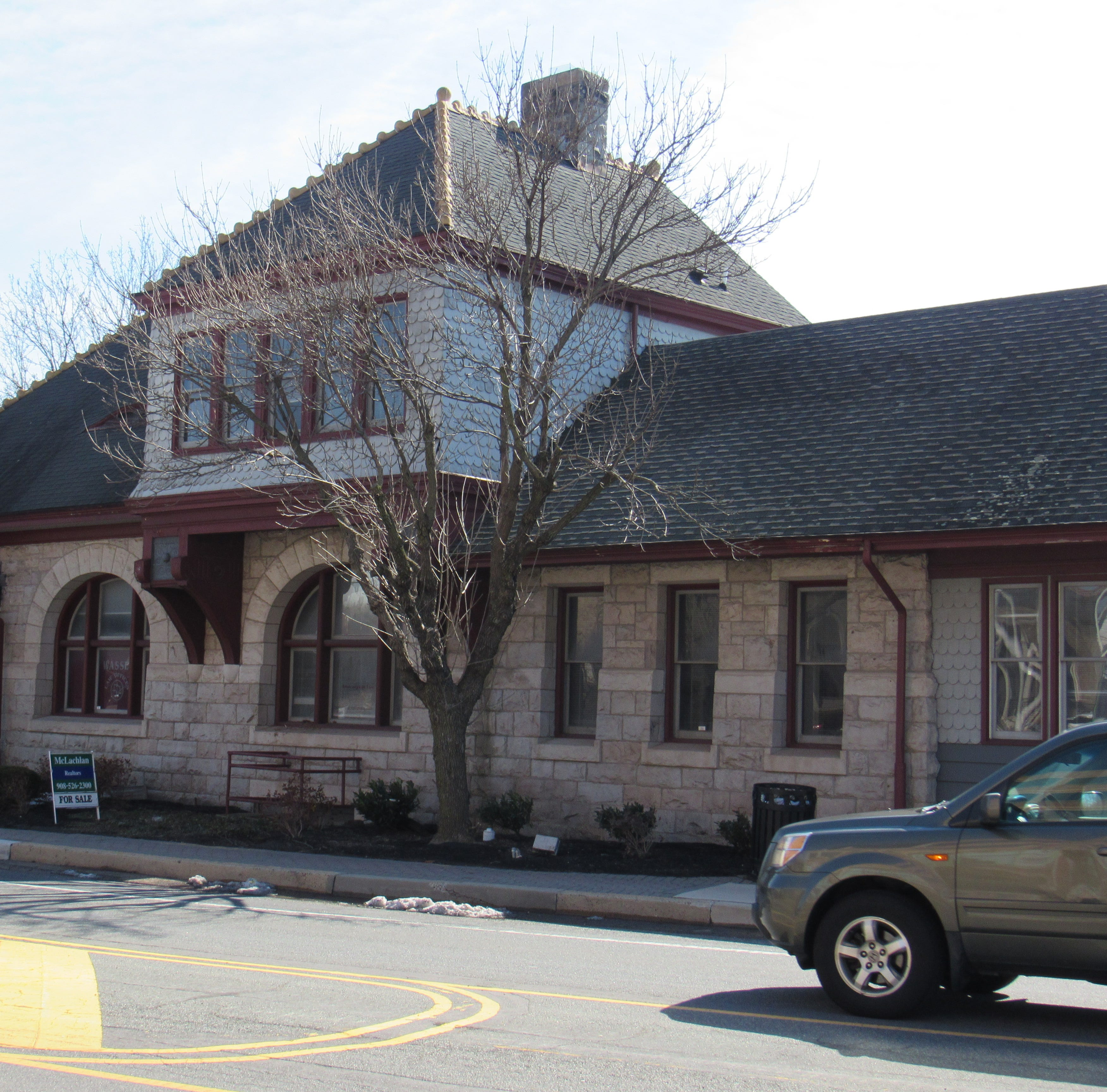 Somerville: Who wants to buy a train station?
